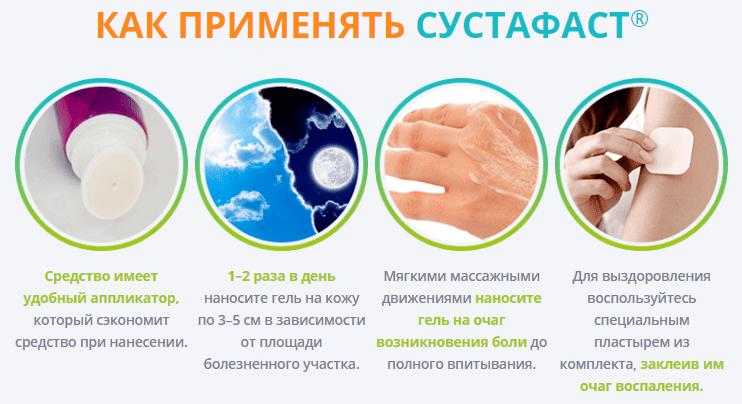 Официальный сайт сустафаст купить