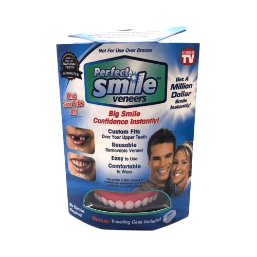 Красивая улыбка виниры