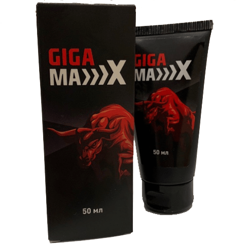 GigaMax - мужской крем для увеличения в Подольске