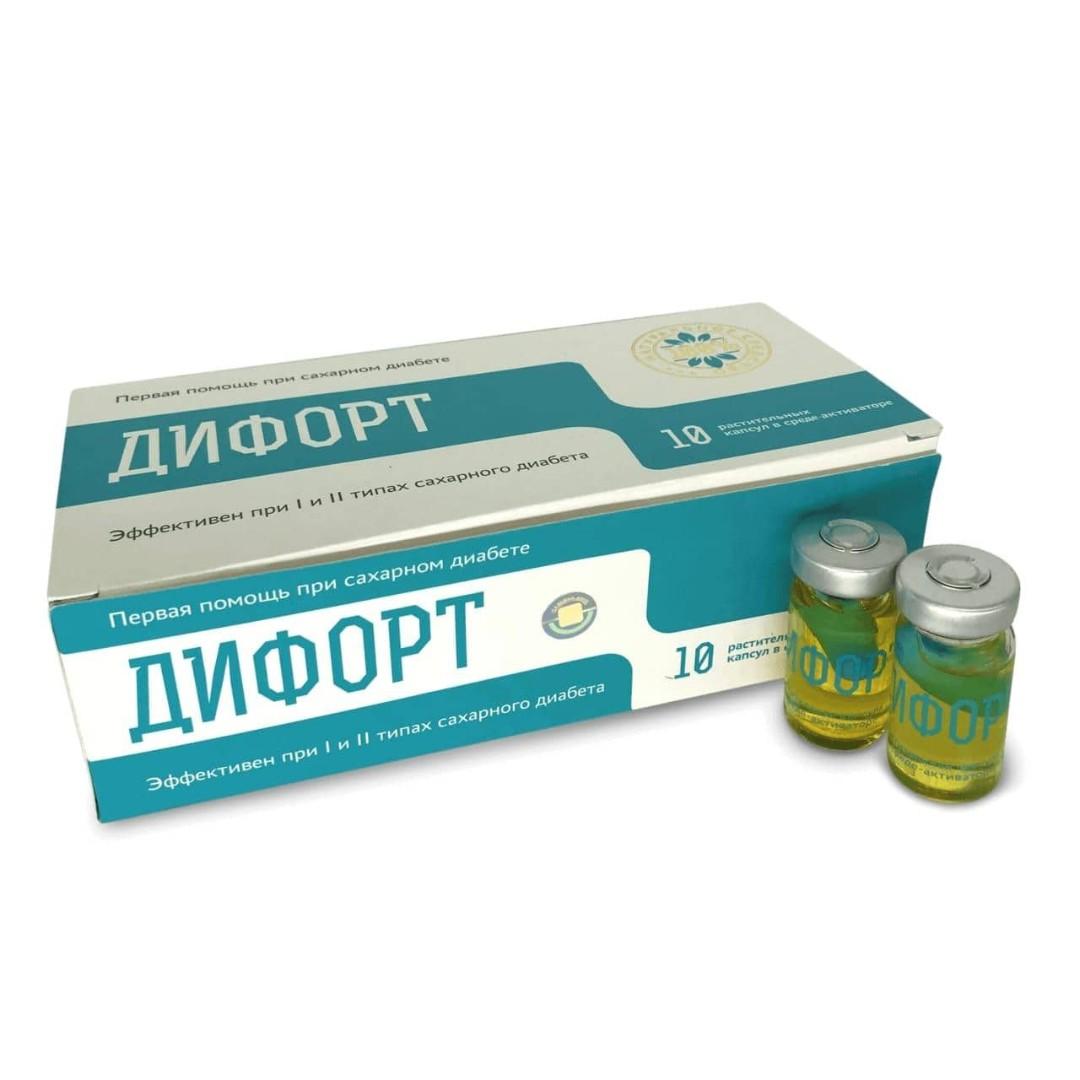 Дифорт от диабета в Петропавловске