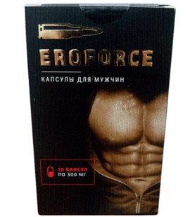 Капсулы для потенции EroForce в Москве