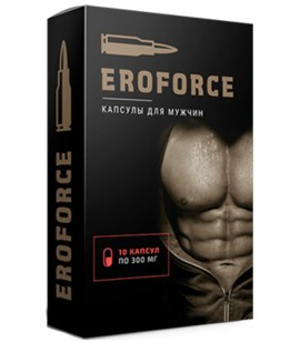 Капсулы для потенции EroForce в Красноярске