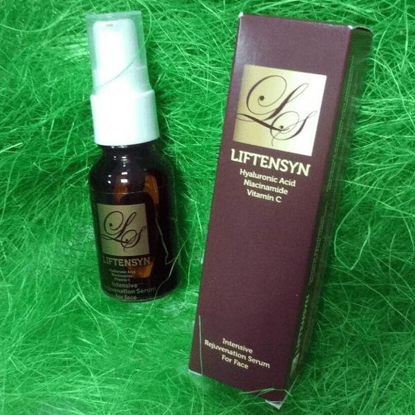 LIFTENSYN - сыворотка против морщин в Кременчуге